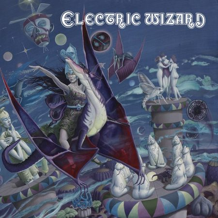 Electric Wizard Self Titled