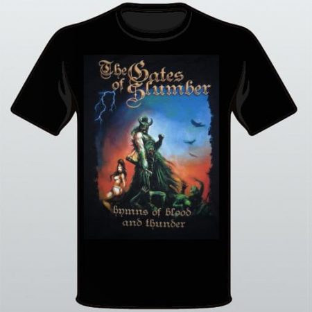 Hymns Of Blood & Thunder Shirt