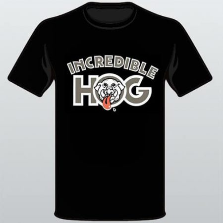 Incredible Hog Logo Shirt