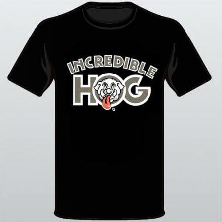 Incredible Hog Logo Shirt
