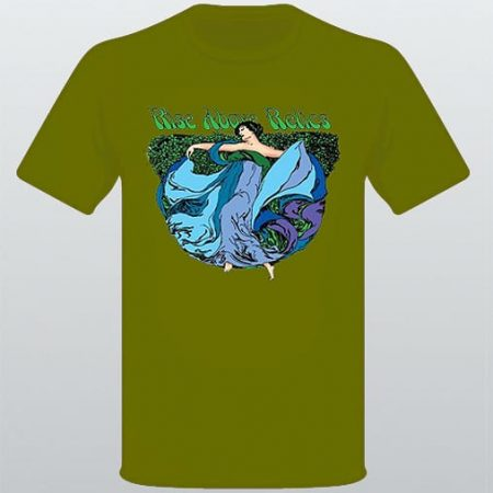 Rise Above Relics Green Shirt